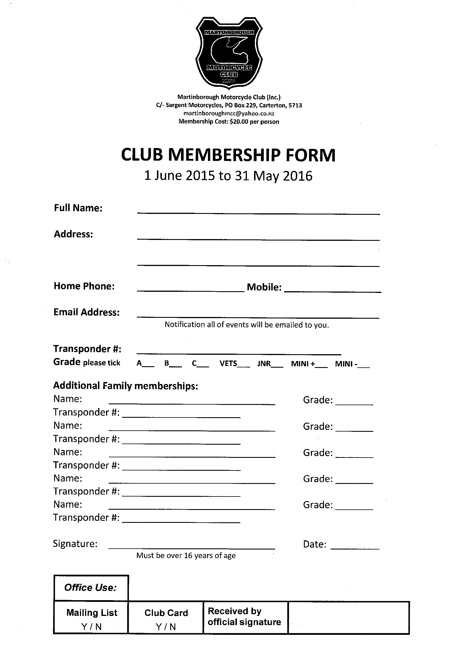 mmx-membersHip-form